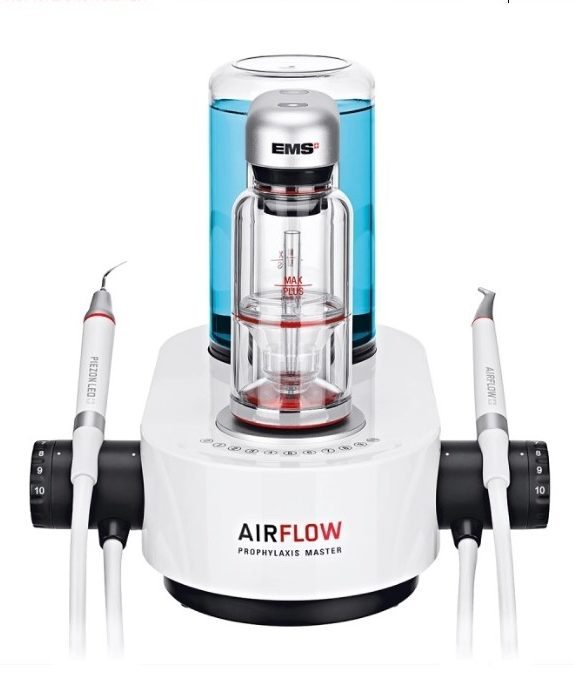 Igiene orale indolore con il sistema Airflow Prophylaxis Master